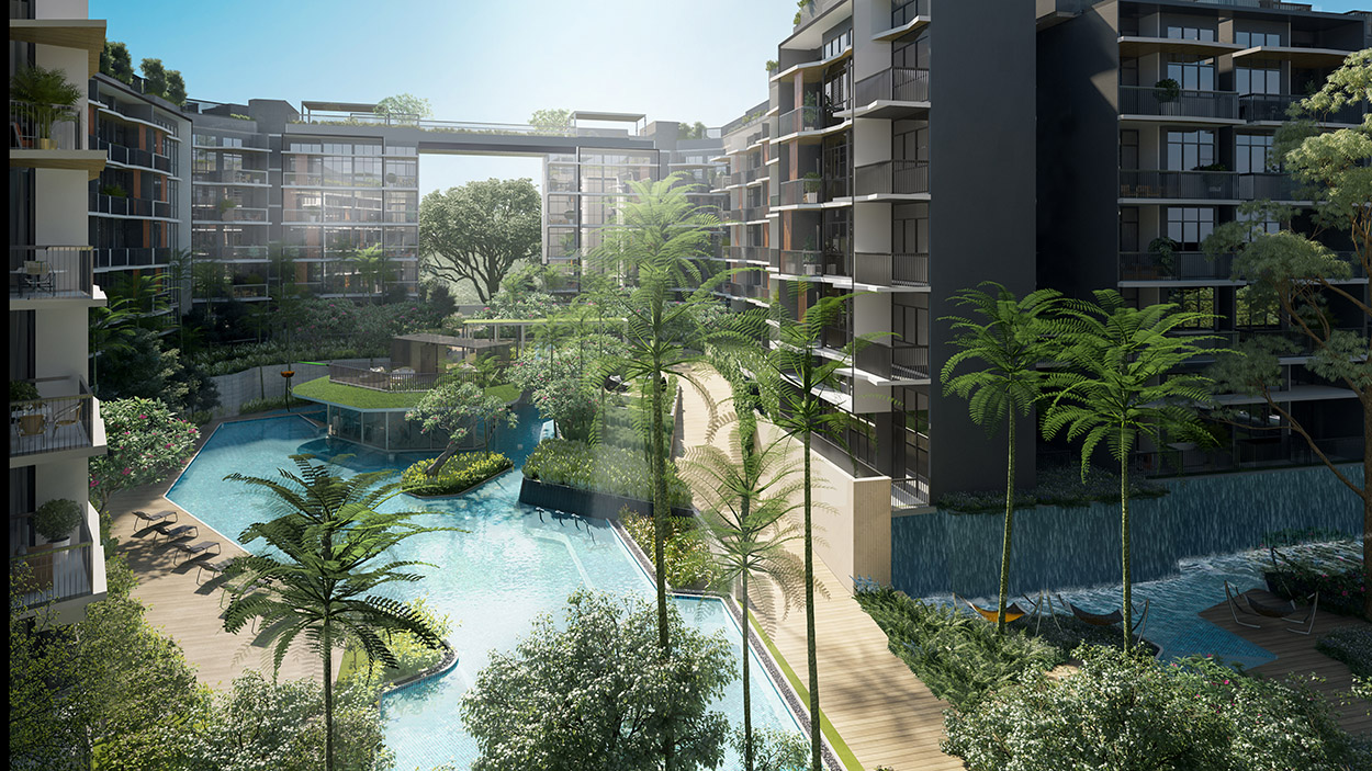 Daintree Residence Project Details | Singapore Best Selling Condo