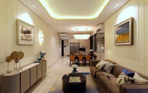 Jade Scape Living Room