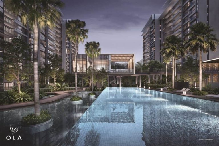 Ola Ec Showflat VIP Access | Singapore Executive Condominium